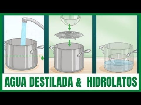 Aprende Cómo Hacer Agua Destilada Casera De La Manera Más Sencilla Para Elaborar Productos De Cosmética Na Agua Destilada Tips De Belleza Caseros Agua De Rosas