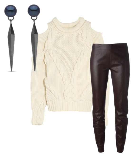 """""""Untitled #113"""" by anna-margherita on Polyvore featuring Alexander McQueen and Jitrois"""