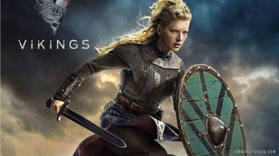 Vikings Wallpaper - WallpaperSafari