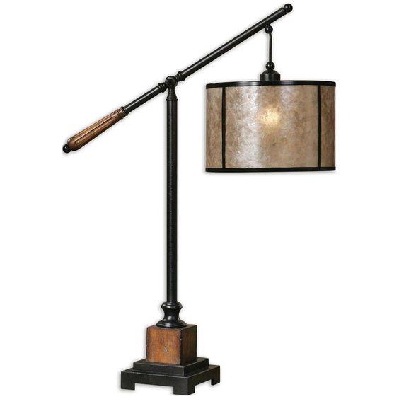 Uttermost Sitka Lantern Table Lamp 26760-1