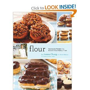 flour by Joanne Chang: Baking Cookbook, Favorite Cookbooks, Sticky Bun, Baking Book, Boston, Bakery Cafe