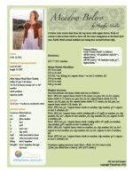 Paisaje Colección Pradera Bolero Página 2
