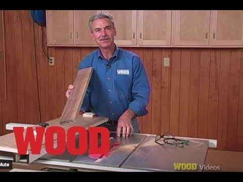 How To Make A Four Sided Tapering Jig For Your Tablesaw Wood Magazine Youtube Taper Jig Wood Magazine Jig