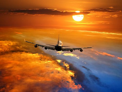 : Picture, Airplanes And Sunsets, Beautiful Photos, Favorite Places, Sun Rise, Beautiful Places, Flying High, Sunrise Sunsets