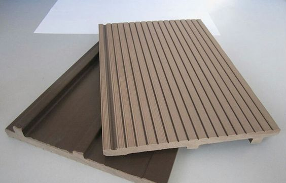 Wood Composite Panel : Wpc garden design products wood plastic composite wall