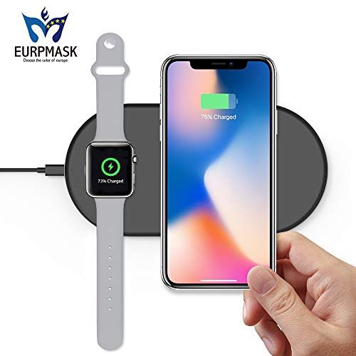 Wireless Charging Pad Induction Charger Base For Apple Watch Best Offer Ineedthebestoffer Com Wireless Charging Pad Apple Watch Charger Apple Watch