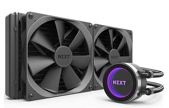 Nzxt Kraken X62 Water Cooler Fan Radiator Fan Fans For Sale