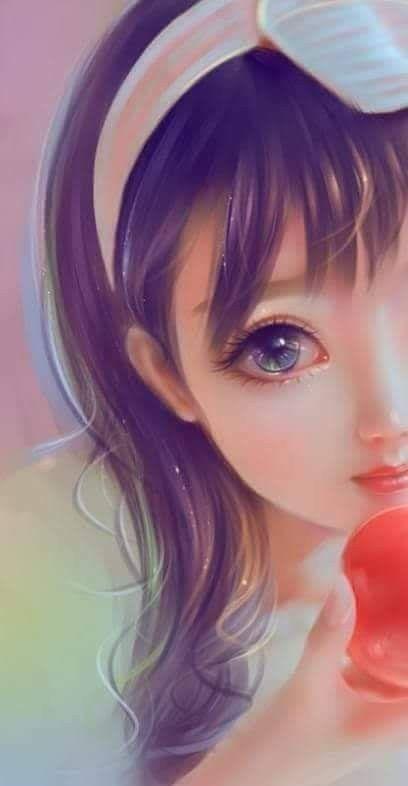 Cartoon Girl Images Anime Art Girl Digital Art Girl