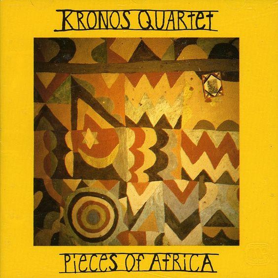 Image result for kronos quartet pieces of africa vinyl art