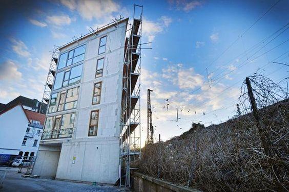 Vergleich beschlossen: Stadt zahlt Deutscher Bahn 45000 Euro +++  Studentenwohnheim darf gebaut werden