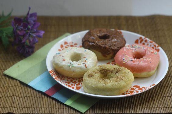 donuts, doughnuts