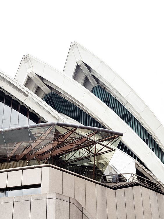 Sydney Opera House Australian ArchitectureFamous