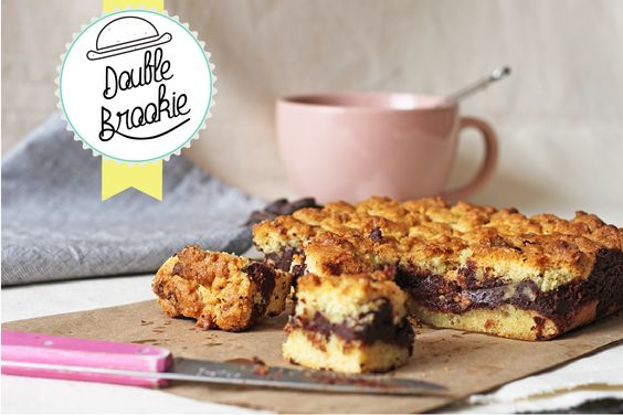 Double Brookie: un peu brownie, un peu cookie