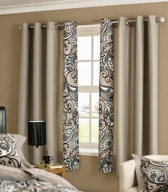 10 Cool ideas for bedroom curtains for warm interior 2015 ...