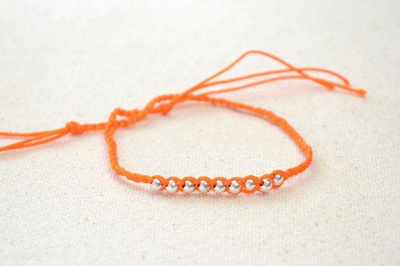 easy to make friendship bracelet how to make string