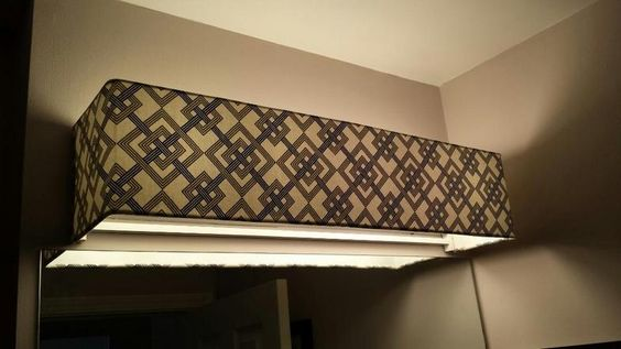 Custom Lampshades Fabric Light Covers Bathroom Vanity Lighting News Or Reviews