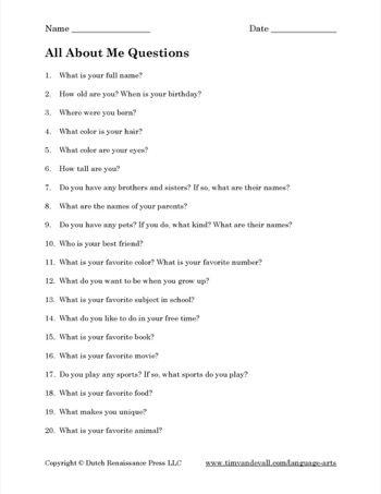 Your best friend questions answer about to 40 Questions