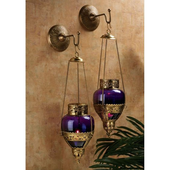 Design Toscano TV601 Byzantine Hanging Pendant Lantern - Decor Universe