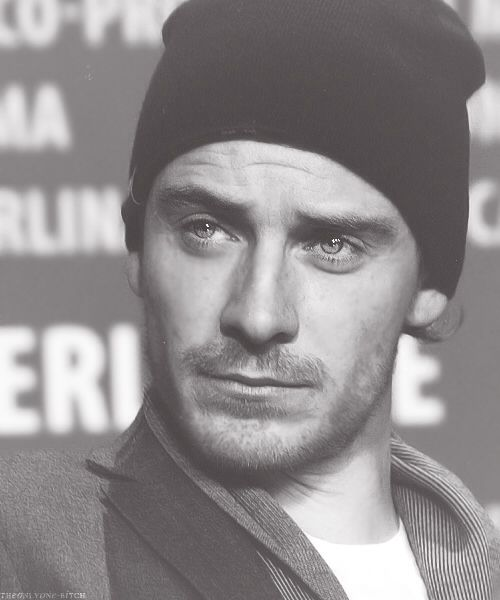 Michael Fassbender. Thank you, Mr. Fassbender, for all of ...