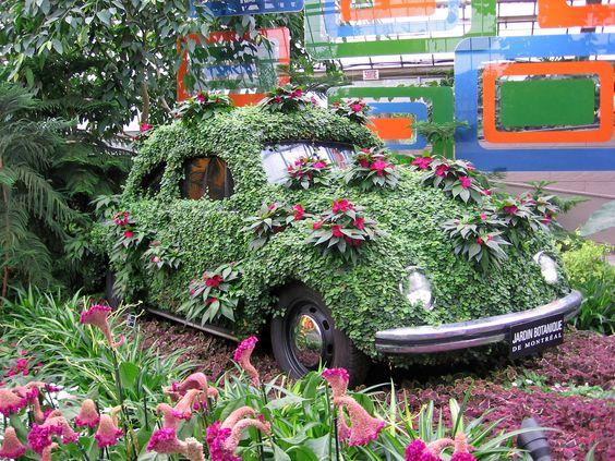 Botanical Gardens Greenhouse