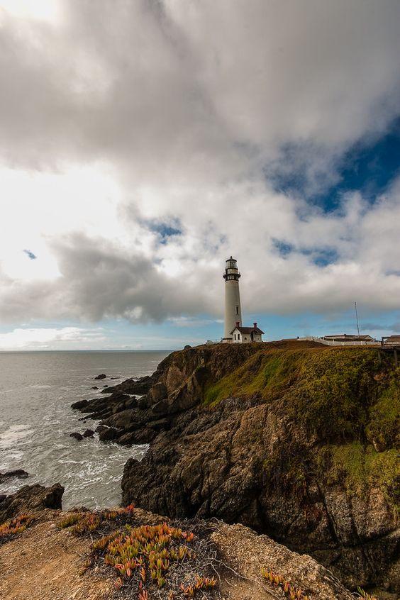 Pigeon Point Lighthouse by Steve Pomeroy on 500px