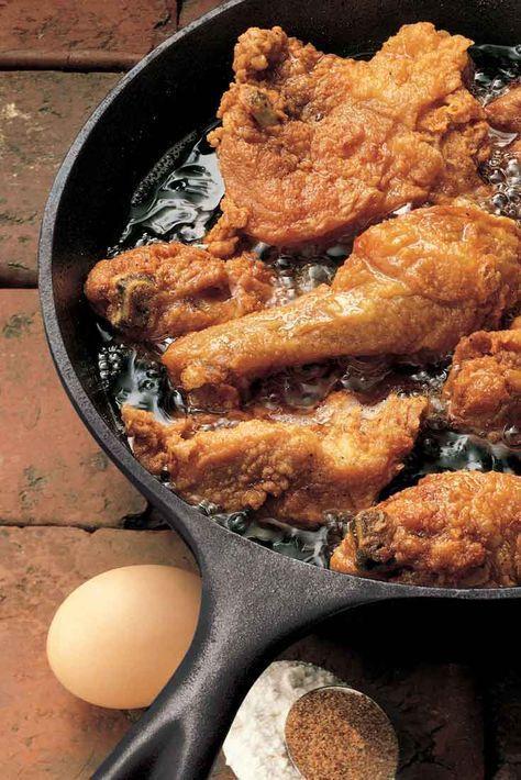 Favorite Fried Chicken