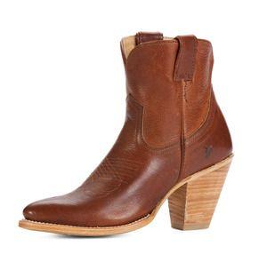 Frye Western-style boots