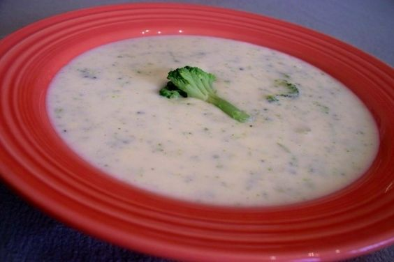 Broccoli Cheese Soup. Photo by *Parsley*