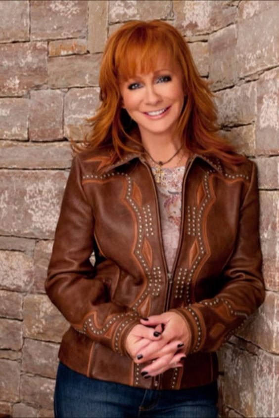 Reba love the jacket Country Style