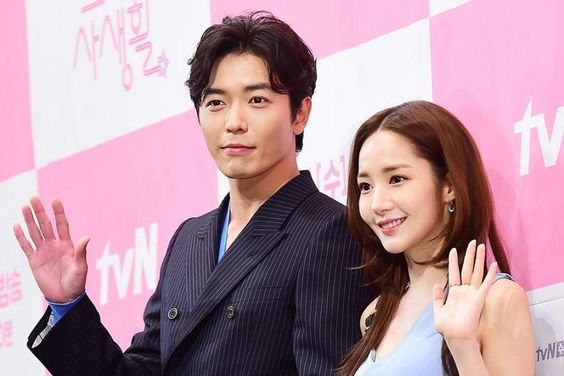 """Park Min Young And Kim Jae Wook Raise Anticipation For A Mature Romance In """"Her Private Life"""""""