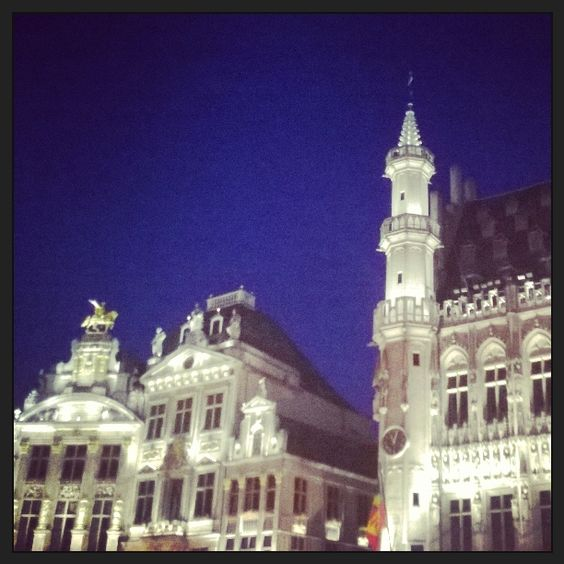 Grand Place - Bruxelles - Belgique