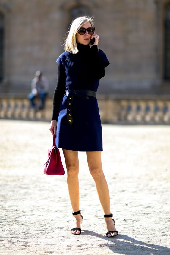 Pin for Later: Et Voilà! Over 160 of the Most Stunning Paris Street Style Photos…