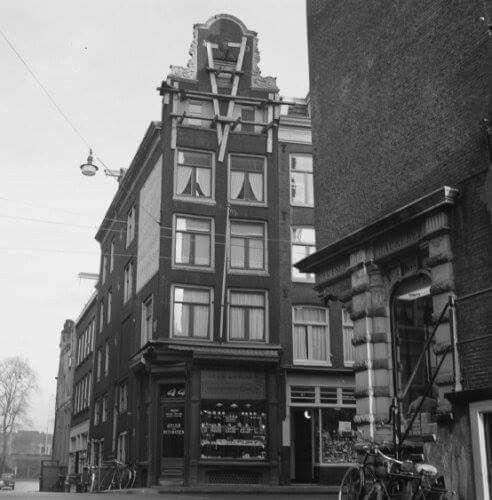 Haarlemmerstraat 44 nu Dampkring