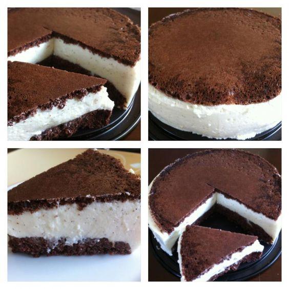 leckerer milschnitte kuchen zuckerfrei und ohne fett leckeres pinterest cakes cream and. Black Bedroom Furniture Sets. Home Design Ideas