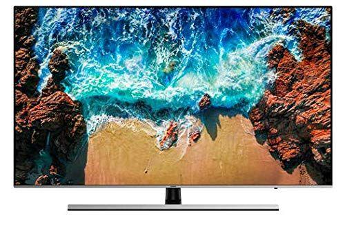 Samsung Un49nu8000fxza Flat 49 4k Uhd 8 Series Smart Led Tv 2018 Led Tv Tvs Smart Tv
