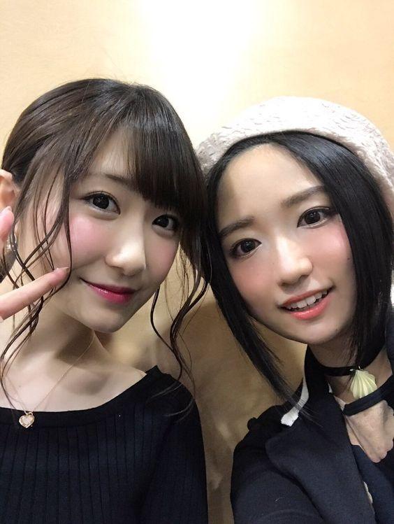悠木碧さんと日高里菜さん