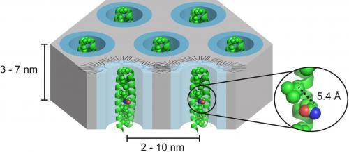 New hybrid molecules could lead to materials that function at the nanoscale