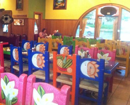 Mexican Restaurants Near