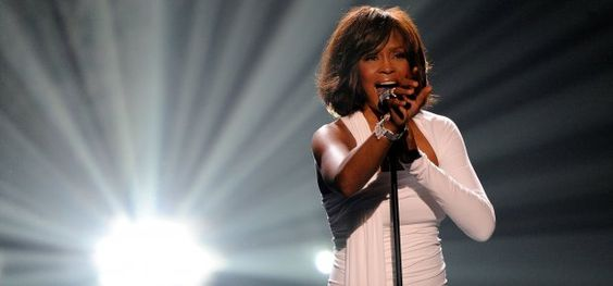 Tribute to Whitney Houston http://bit.ly/xmM4lb