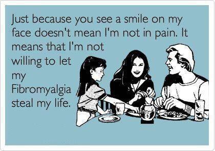 Fibromyalgia+Sayings | We are stronger than our pain | Fighting Fibromyalgia