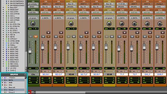 grupos ventana mix, 5 herramientas de pro tools para produccion musical, http://promocionmusical.es/produccion/: