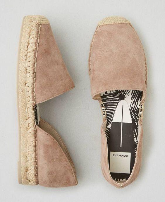 AEO Dolce Vita Ciara Flats, Women's, Brown                              …