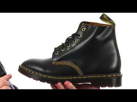 Di Più qualunque posteriore  101 Smooth Archive 6-Eyelet Boot by Dr. Martens at 6pm. Read Dr. Martens  101 Smooth Archive 6-Eyelet Boot product reviews, or s… | Boots, Martens, Dr.  martens boots