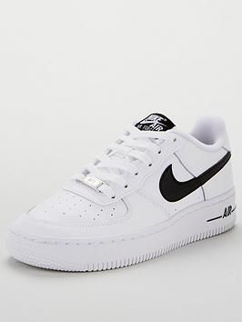 Nike Nike Air Force 1 Junior White