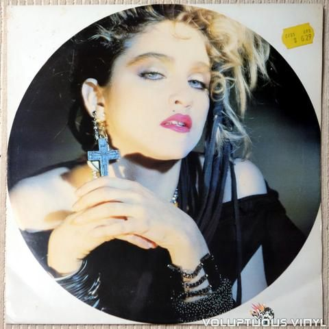 Madonna Holiday 1985 12 Single Uk Press In 2020 Madonna