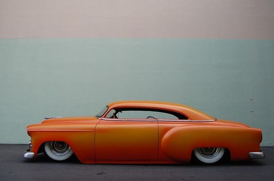 """Low rider drives a little slower…"" Sometimes fast is simply fast, ride a little lower/slower and see more life."