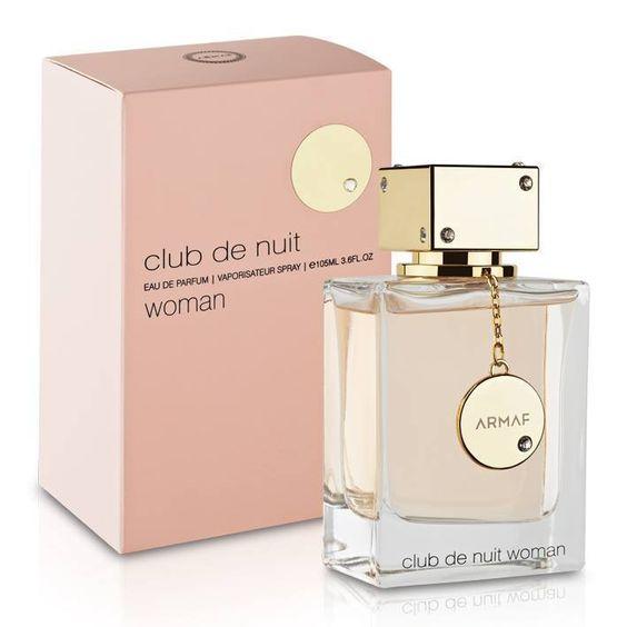 Armaf for Her - Club de Nuit Woman - 105ml Eau de Parfum for Women - ab sofort bei www.parfum.bayern