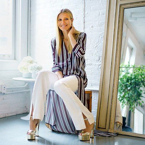 Latest style inspiration  from Gwyneth Paltrow #womenoutfits #fashionoutfits #gwynethpaltrow