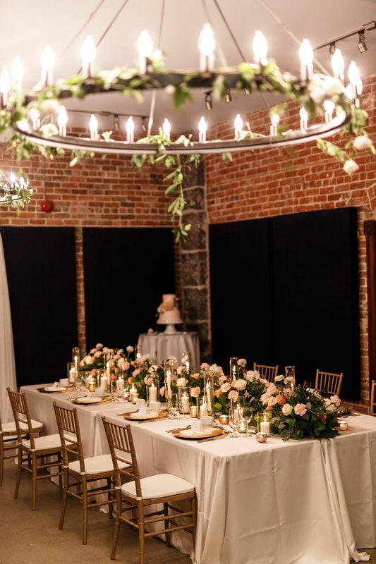 Sage Designs Ottawa Wedding Flowers Decor Allsaints Event Space