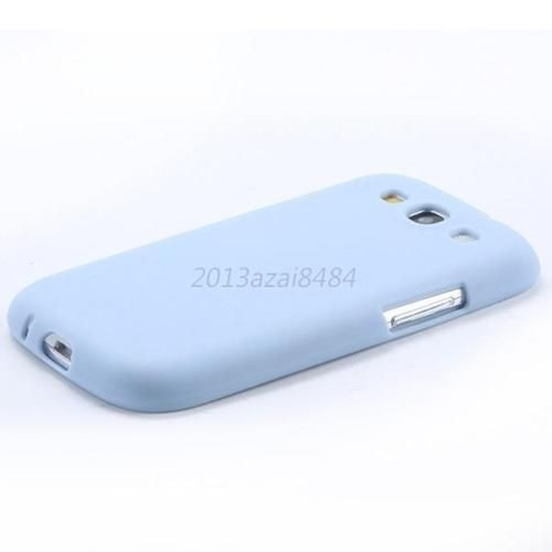 Soft TPU Rubber Case Cover For Samsung Galaxy S3 III i9300 1PCS https://t.co/46JpUk14Rz https://t.co/0pAUQBVE6x